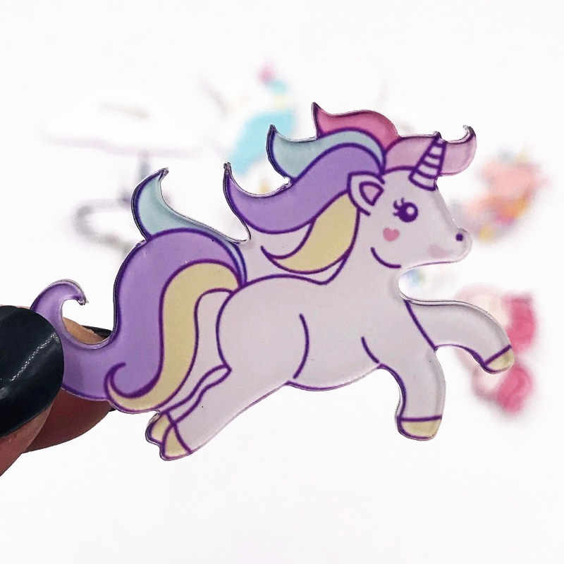 1 Pcs Tersenyum Rainbow Lencana Acrylic Pin Ikon Kartun Bros untuk Tas Sekolah Syal Gadis Kualitas Yang Sangat Baik Saat Pesta hadiah