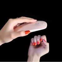 Newest Design Portable LED Nail Lamp 9w Mini Nail Gel Polish LED UV Lamp Fast Drying High Quality Nail Dryer Mouse USB Nail Lamp