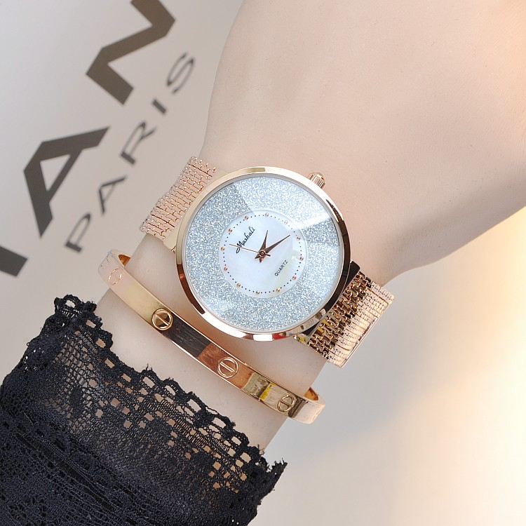 Free Shipping Famous Brand Full Crystal Luxury Women Watch Lady Tassel Band Dress Watch Rhinestone Bangle Bracelet Best Gifts