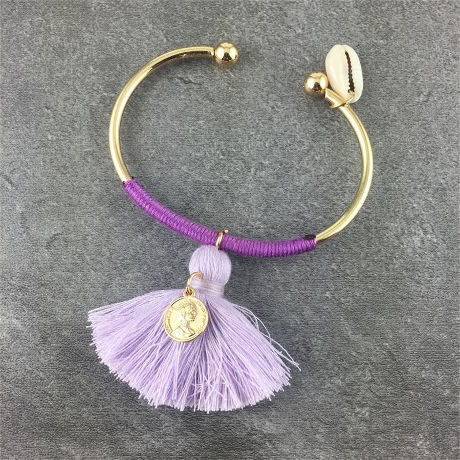 golden 5 purple
