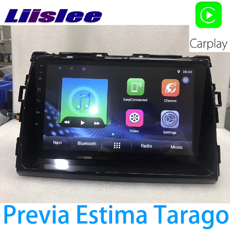 Liislee Car Multimedia Gps Audio Radio Stereo For Toyota