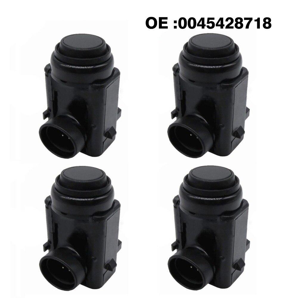 4 pcs PDC Parking Capteur Radar de Recul 0045428718 pour Mercedes benz E S ML Pour W171 W203 W209 W210 W219 w230 W251 W639 W164
