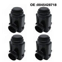4pcs PDC Sensor de Estacionamento Invertendo Radar 0045428718 para Mercedes benz E Klasse ML CLS, w211 W215 W219 W203 W220 W209 W163 W164