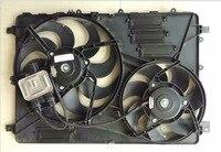 Ventilador de refrigeração ventilador elétrico mortalha para land rover freelander 2 lr2 range rover evoque conjunto do ventilador do radiador lr045248 lr024292|Ventiladores e Kits|Automóveis e motos -