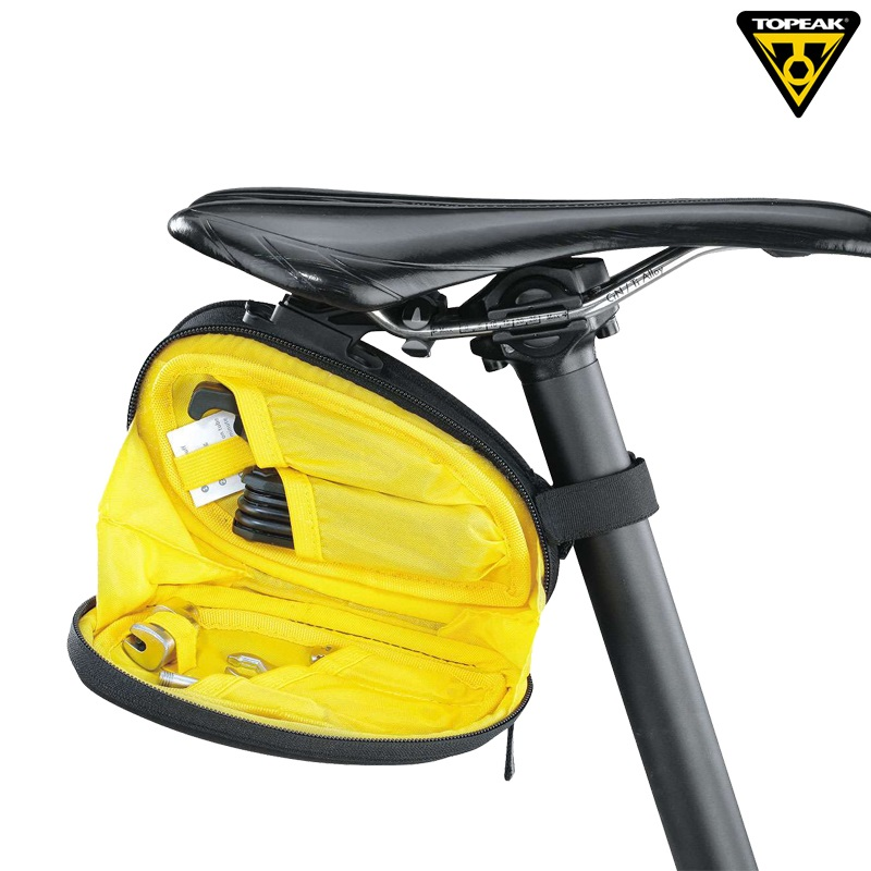 040d352e481 Topeak SIDEKICK WEDGE PACK Bicycle Seatpost Bag Cycling Quick Clip F25  Saddle Pannier Road Bike Seat Pack MTB Bicicleta Pouch-in Bicycle Bags    Panniers ...