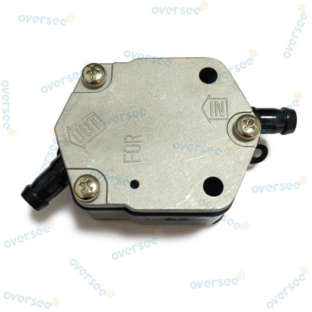OVERSEE 6E5-24410-02 Outboard Fuel Pump Replace For Yamaha Outboard Engine MotorOVERSEE 6E5-24410-02 Outboard Fuel Pump Replace For Yamaha Outboard Engine Motor