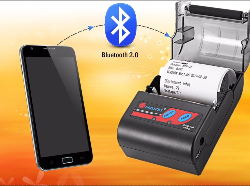 MTP 2 Bluetooth Mini wireless thermal printer portable printer (2)
