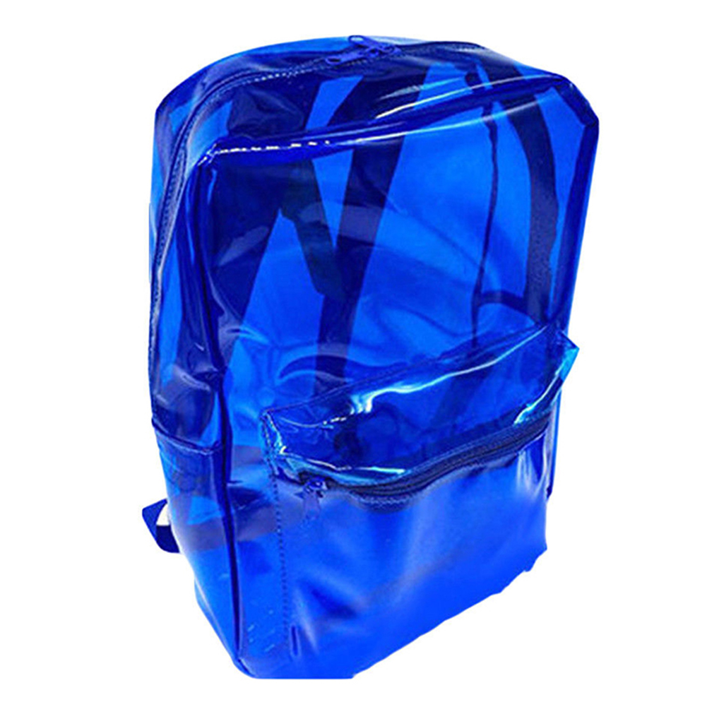 School Backpack PVC Clear Student Kids Travel Bags Waterproof Sports AdultSchool Backpack PVC Clear Student Kids Travel Bags Waterproof Sports Adult