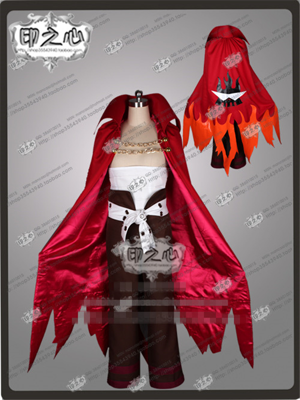 New Anime Outfit Tengen Toppa Gurren Lagann Kamina Cosplay Costume Pants+Coat O