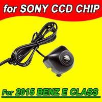 CCD samochód widok z przodu przednia kamera parkowania kamera cam dla 2015 Benz E klasa W207 E400 (małe logo) wodoodporne night vision HD
