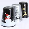 1Pc BORN PRETTY Christmas Nail Stamper Handle Tree Elk Snowman Pattern Metal Stamper Handle Manicure Nail Art Stamping Tool
