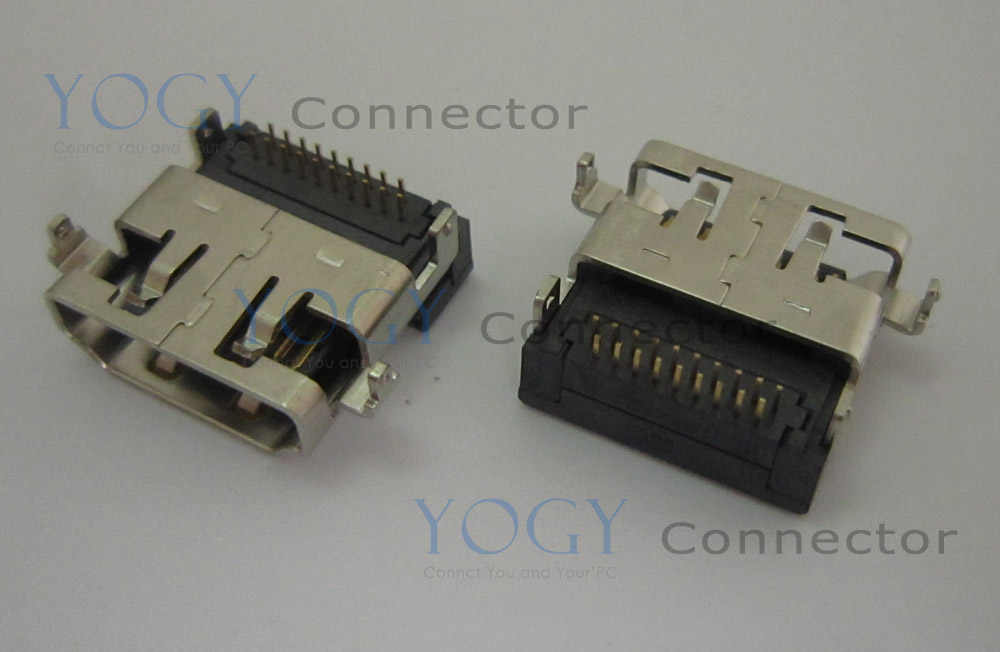 1pcs Laptop motherboard hdmi female connector fit for hp pavilion dv6-1000 series hdmi socket