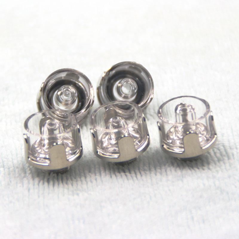 Quartz nails hastes de titânio por Todos Os Tipos Elétrica G9 ENAIL portátil erva seca caneta cera henail Henails rig