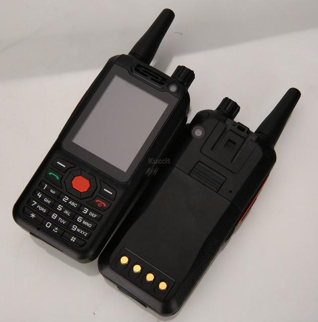 Zello המוקשח אנדרואיד ווקי טוקי רדיו אינטרקום רשת טלפון סלולרי שתי בדרך רדיו אנטנה משופרת 4 גרם LTE Wifi F25 F22 שדרוג