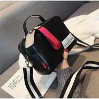 Grande capacidade de bolsas de luxo mulheres sacos designer de Duplo zíper cor sólida sacos de mulheres venda quente bolsa feminina 2019 mulheres negras's