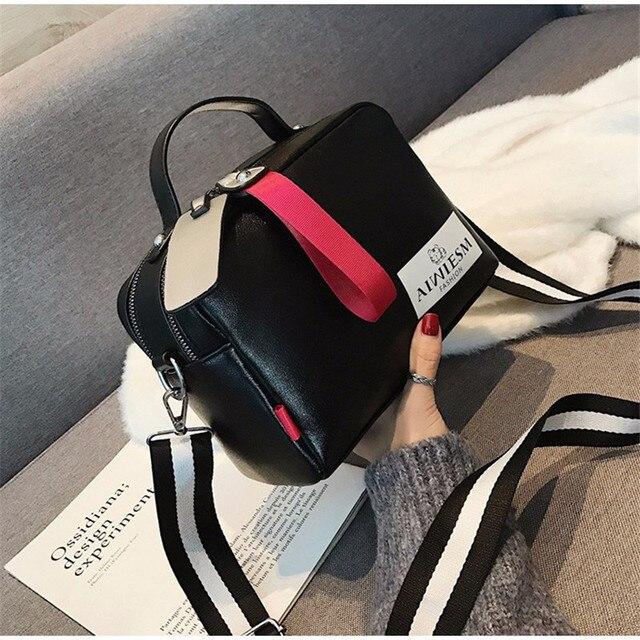 Grande capacité sacs à main de luxe femmes sacs concepteur Double fermeture éclair couleur unie sacs femmes offre spéciale sac femme 2019 noir femmes