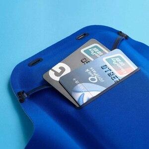 Image 3 - Спортивный чехол Youpin GuildFord на руку, водонепроницаемый чехол для сенсорного экрана, Женский чехол для бега, спортзала, спортивная сумка на ремне для телефона