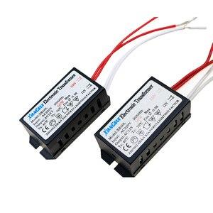 Image 5 - AC 12 V Elektronische Transformator 20 W 40 W 60 W 80 W 105 W 120 W 160 W 180 W 200 W 250 W Voor halogeenlamp & Kristal Lamp G4 Licht Kralen 1 STKS
