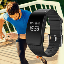 Kaimorui смарт-браслеты сердечного ритма A59 Smart Health Monitor трекер активности Bluetooth для IOS Android подарок SmartBand