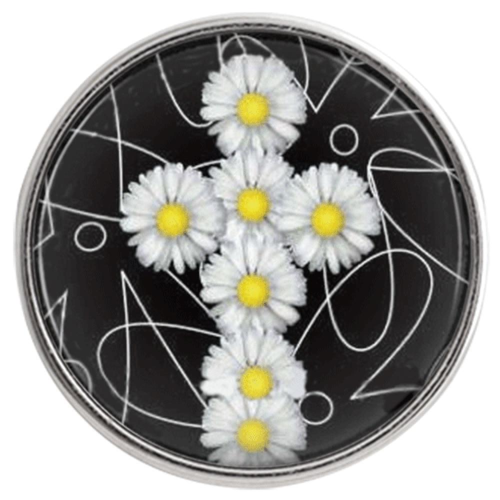 10pcs/lot Partnerbeads New Fashion 18mm Cross Button Interchangeable Faith Snap Jewelry fit DIY Snap Bracelets&Bangles C0892