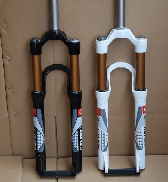 Urltra Light Magnesium aluminum alloy bicycle front fork/ mountain bike fork/ 26 bicycle suspension fork/ cheap mtb forks
