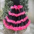 Мода девушки юбка Новый стиль юбки детские девушки балетной пачки детей детское пушистые юбка PETS-071
