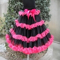 Fashion girls skirt new style children skirts girls tutu skirts kids baby fluffy pettiskirt PETS-071