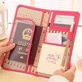 Чехол для Путешествия для паспорта документов кредитных карт высокого качества Pu Unisex Passport