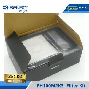 Image 4 - Benro FH100M2K3 100mm filtre Kit système ND/GND/CPL filtre tenir Support pour plus de 16mm large ange lentille DHL livraison gratuite