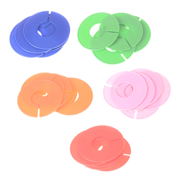 5 sztuk partia rozmiar oznaczenie pierścień plastikowy stojak na ubrania rozmiar dzielniki okrągłe wieszaki dzielniki szafy tagi odzieży tanie i dobre opinie CN (pochodzenie) Bags DO ODZIEŻY buty Clothing Blank Size Rack Ring Closet Divider PRINTED Przyjazne dla środowiska Nadające się do prania