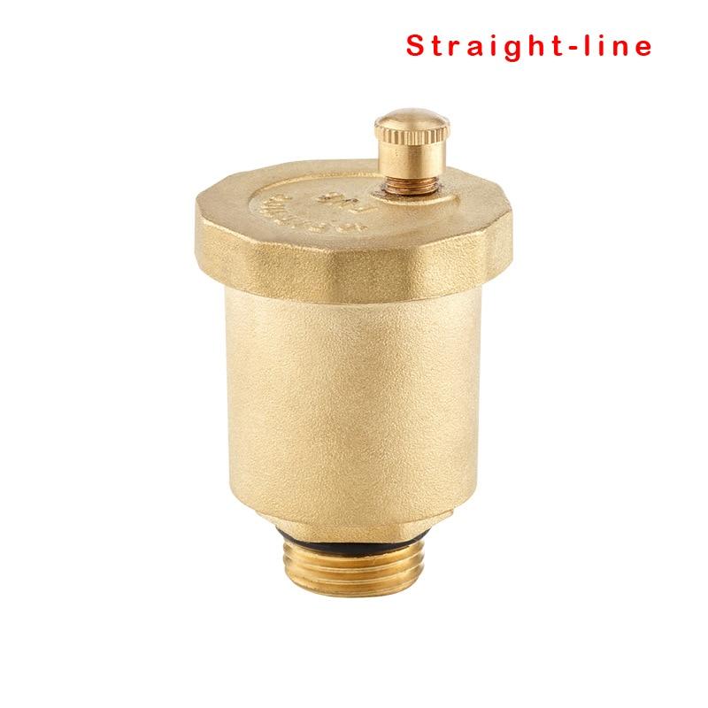 1pc Brass Automatic Air Vent Valve 1 2 Quot 3 8 Quot 3 4 Quot 1 Quot Male