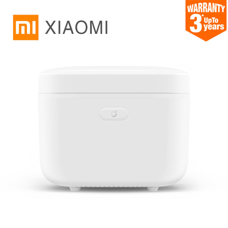 Mijia Xiaomi IH 3L Intelligent Electric Rice Cooker 220V Appointment IH Electromagnetic Heating PFA Powder Coating Cookers midea original intelligent pressure ih rice cooker white 3l capacity mb wfs3099xm