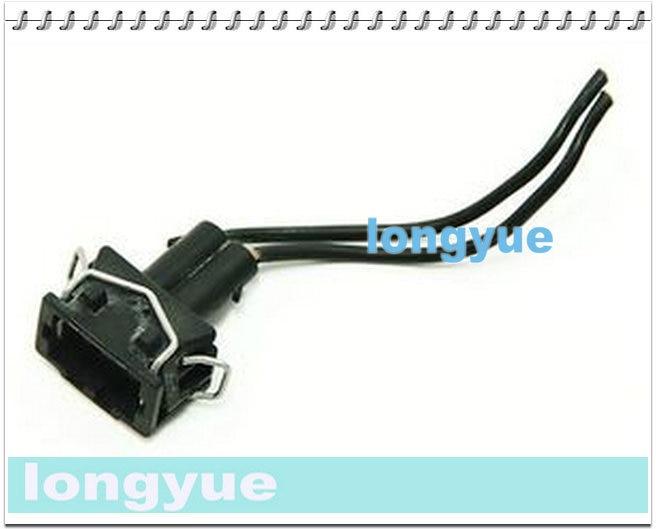 popular ac compressor wiring buy cheap ac compressor wiring lots longyue 2 kit 2pin ac compressor connector wiring harness plug for 1999 5 vw jetta golf gti