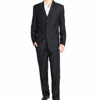 Spring Autumn Man Casual Suit Set Men Black Blazer With Trouser Suit Set Ensemble Costume Homme Blazers And Pant Suits Twinset