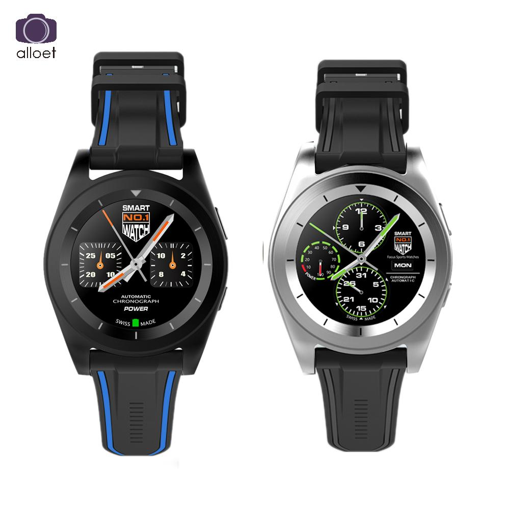 1Pcs NO.1 G6 Fashion Sport Bluetooth Smart Watch Woman Man ...