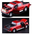 1:32 High Simulation Exquisite Model Toys: ShengHui Car Styling Tundra Pickup Trucks Model Alloy Car Model Best Gifts