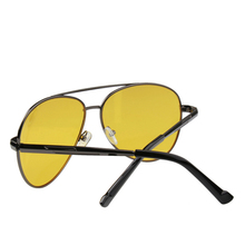Night Vision Glasses Driving Yellow Lens Anti Glare Vision