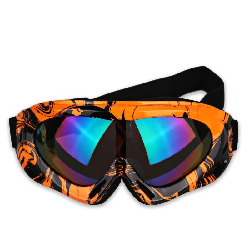 النساء الرجال يندبروف دراجة نارية نظارات تزلج نظارات نظارات الجليد نظارات uv حماية عدسة