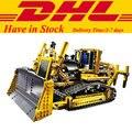 2017 LEPIN 20008 serie técnica contro remoto l el bulldozer Modelo de Ensamblaje de bloques de Construcción Ladrillos kits Clon 42030