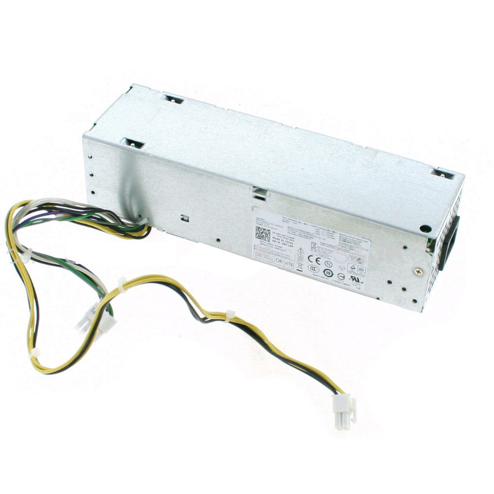 255w Power Supply Psu Pjkwn F255es 00 For Dell Optiplex 9020 3020 At Form Factor Sff Small In Pc Supplies From Computer Office On
