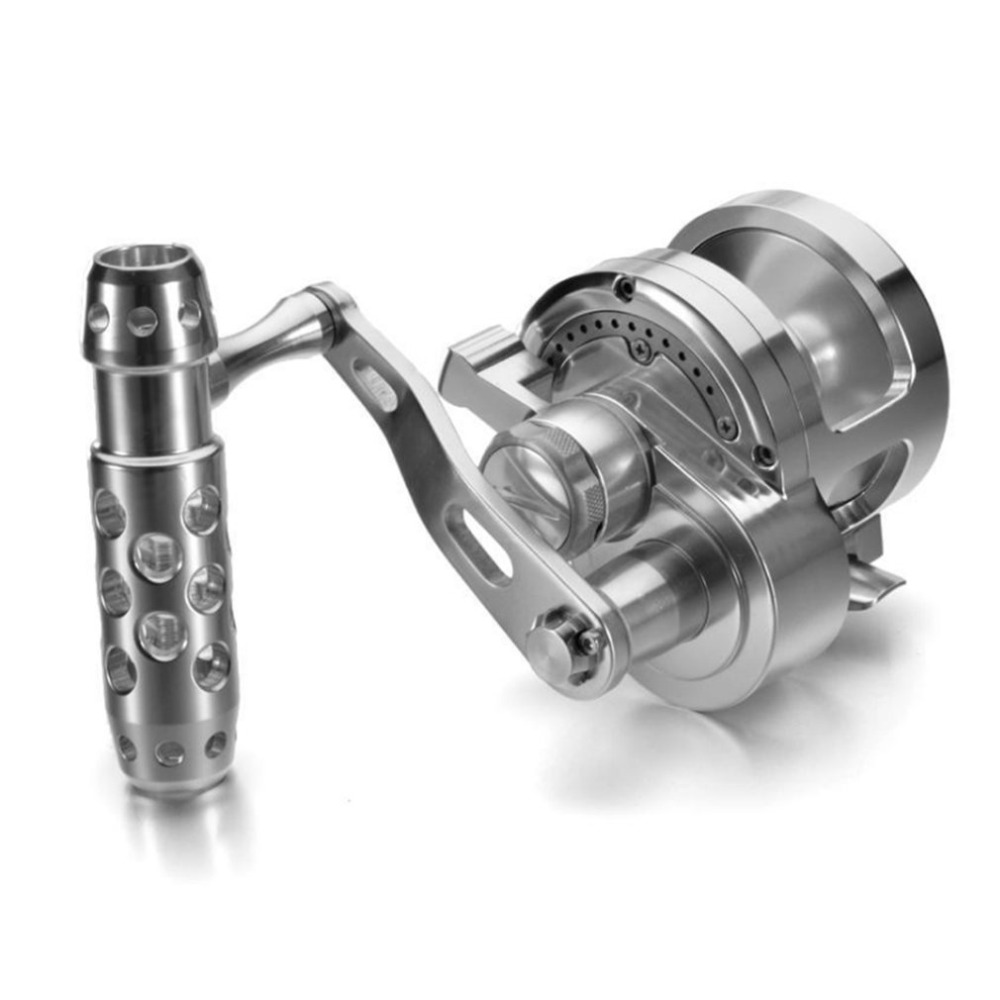 All Metal Fishing Reel Metal Plate Caster Drum Reel Trolling Wheel Sea Fishing Reel Fishing Left Right Accessories Drop Shipping ad822brz reel