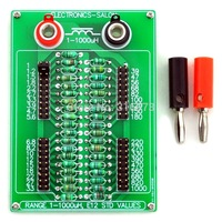 1uH To 1000uH E12 Standard 37 Values Programmable Inductor Board