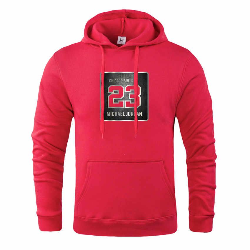 2018 Brand JORDAN 23 Men Sportswear Fashion Brand Print Mens Hoodies Pullover Hip Hop Male Tracksuit Sweatshirts Hoodie Sweats