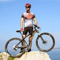 جديد تماما ألياف الكربون إطار الدراجة الجبلية 27.5*17 inch 30 سرعة Shiman0 النفط قرص الفرامل دراجة الطلق انحدار الرياضة bicicleta