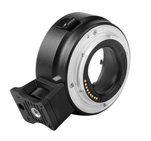 Viltrox EF-E O S M Metal Electronic Auto Focus Lens Adapter For for EF EF-S Lens to EF-M EOS M camera