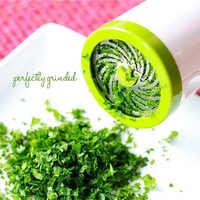 Food Grade Gemüse Knoblauch Ingwer Koriander Chopper Lebensmittel Cutter Küche Kochen Grinder Schredder küche zubehör