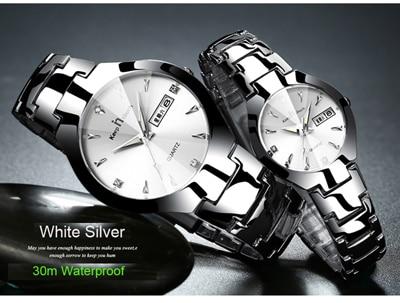 White Silver Pair