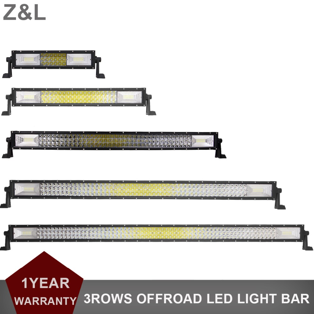 15 22 33 41 50 INCH OFFROAD LED LIGHT BAR 12V 24V COMBO BEAM CAR SUV TRUCK TRACTOR VAN CAMPER 4X4 DRIVING HEADLAMP 4X4 4WD WAGON oslamp 52 300w spot flood combo beam offroad led light bar 12v 4x4 truck trailer tractor camper tractor 24v suv vans wagon 4wd