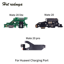 Charging Port Dock Plug Connector For Huawei Mate 20 Lite Pro Charger Micro USB Board Replacement Parts