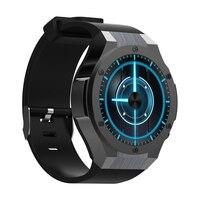 SMOCHM SK97 Android Deportes Reloj 1 GB RAM WCDMA 3G Inteligente 8 GB ROM Cámara Monitor de Ritmo Cardíaco AMOLED Wifi Bluetooth GPS navegación